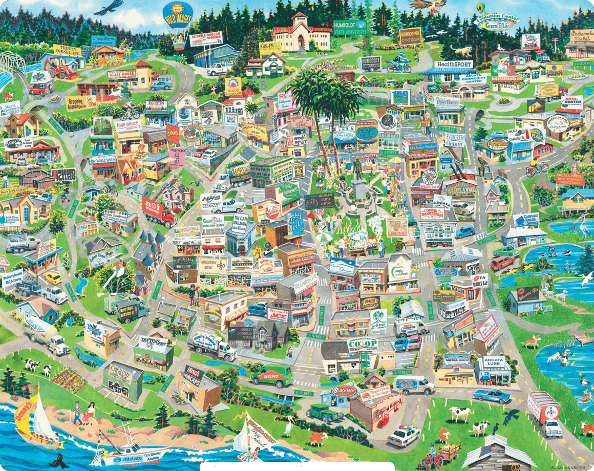 California Maps CMAC